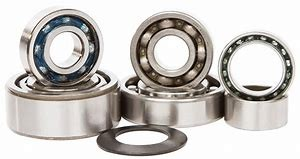 EBC 6207 C3  Single Row Ball Bearings