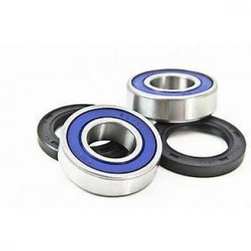 EBC R3A ZZ  Single Row Ball Bearings