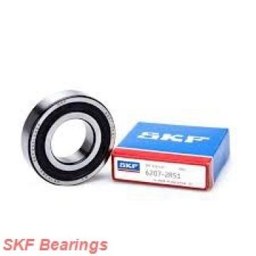 12 mm x 28 mm x 12 mm  SKF 63001-2RS1 deep groove ball bearings