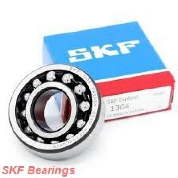 15 mm x 32 mm x 9 mm  SKF S7002 CE/HCP4A angular contact ball bearings